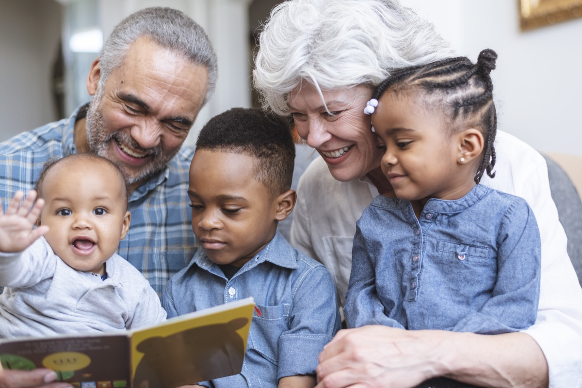 can grandparents be given parental responsibility, grandparents given parental responsibility
